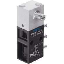 Клапан кач.рыча FESTO RW/O-3-PK-3