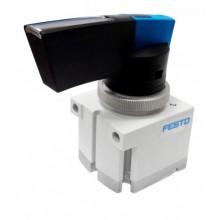 Клапан с ручным FESTO VHER-AH-M04C-G18-UD