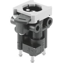 Клапан д/панели FESTO SV/O-3-PK-3X2