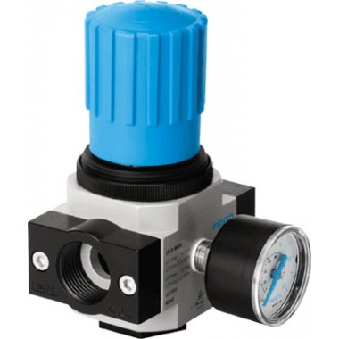 Регулятор давления FESTO LR-1/4-D-7-I-MINI