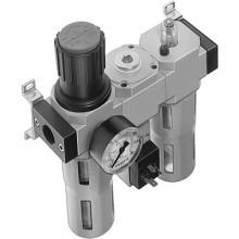 Блок подготовки воздуха, комбинация FESTO FRC-1/2-D-DI-MAXI-KB