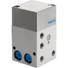 Блок управления двумя руками FESTO ZSB-1/8-B