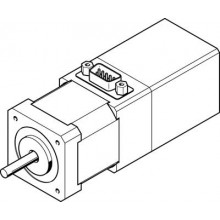 Шаговый двигатель FESTO EMMS-ST-42-S-SB-G2