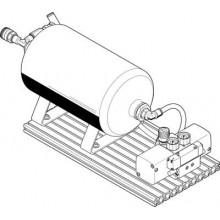Усилитель давления FESTO DPA-40-10-CRVZS5
