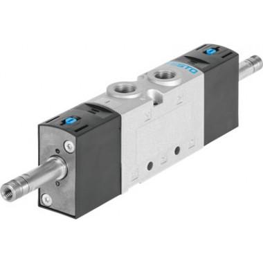 Распределитель с электроуправлением FESTO VUVS-L20-B52-D-G18-F7