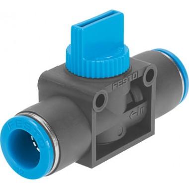 Отсечной клапан FESTO HE-2-QS-10