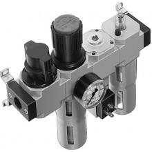 Блок подготовки воздуха, комбинация FESTO FRC-1/2-D-DI-MAXI-KC