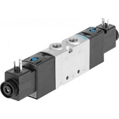 Распределитель с электроуправлением FESTO VUVS-L25-B52-D-G14-F8-1C1