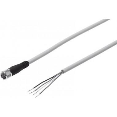 Соединительный кабель FESTO SIM-M8-4GD-2,5-PU