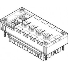 Аналоговый модуль FESTO CPX-4AE-P-B2