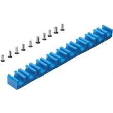 Многосекционная зажимная колодка для шлангов FESTO KK-9