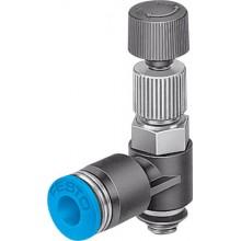 Клапан регулирования перепада давлений FESTO LRLL-1/2-QS-12
