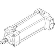 Линейный привод FESTO DFPI-100- -ND2P-C1V-NB3P-A