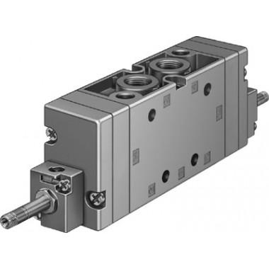 Распределитель с электроуправлением FESTO MFH-5/3G-3/8-B