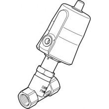 Седельный клапан FESTO VZXF-L-M22C-M-B-G12-130-M1-V4V4T-50-40