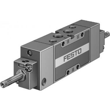 Распределитель с электроуправлением FESTO MFH-5/3G-1/4-B