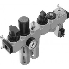Блок подготовки воздуха, комбинация FESTO FRC-1/2-D-DI-MAXI-KF