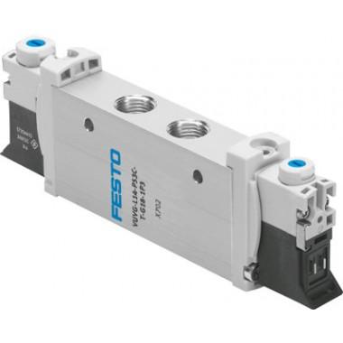 Распределитель с электроуправлением FESTO VUVG-L14-T32C-MZT-G18-1P3