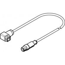 Соединительный кабель FESTO NEBC-P1W4-K-0.3-N-M12G5